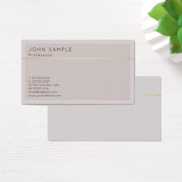Creative minimalistic design elegant color harmony business card creative minimalistic design elegant color harmony business card reheart Gallery