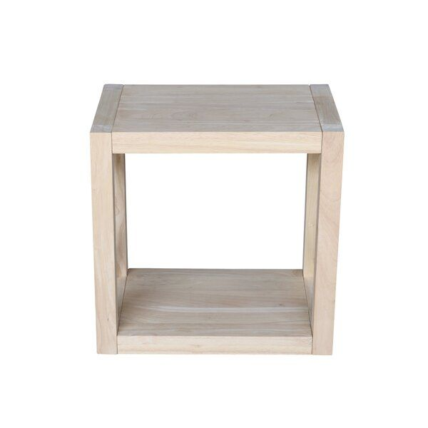 Yager Narrow End Table In 2020 End Tables Small Accent Tables Modern End Tables