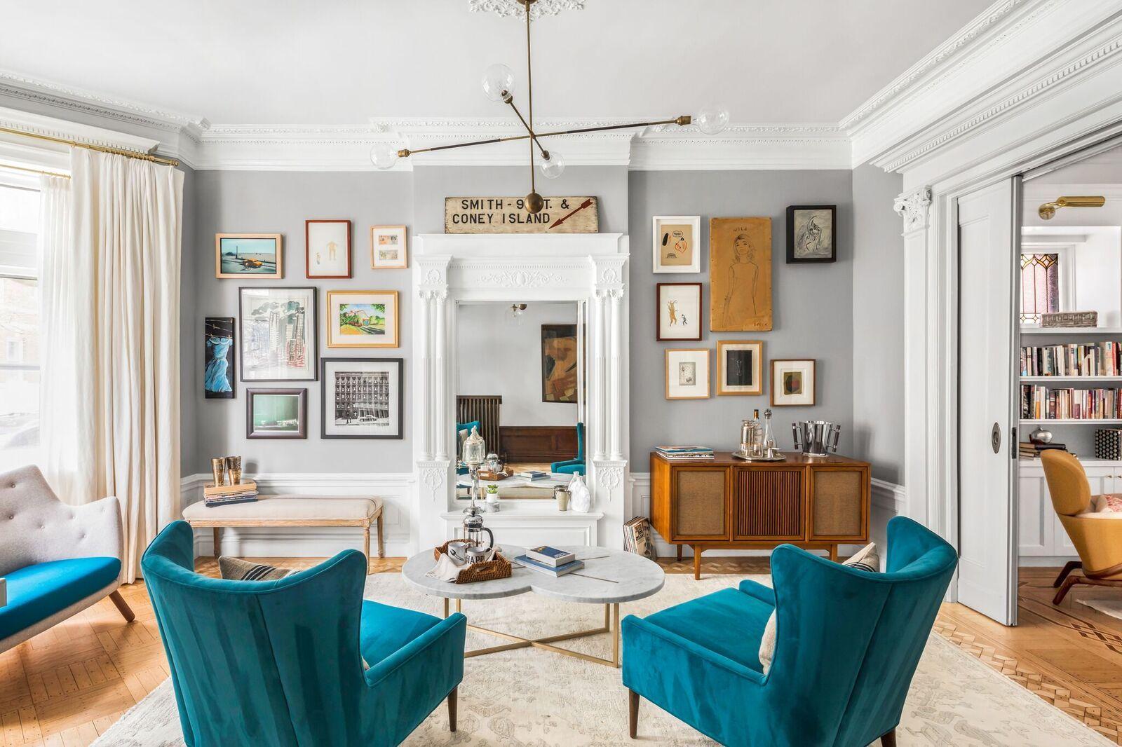 John Krasinski Emily Blunt Brooklyn Home Sale Pictures Brooklyn