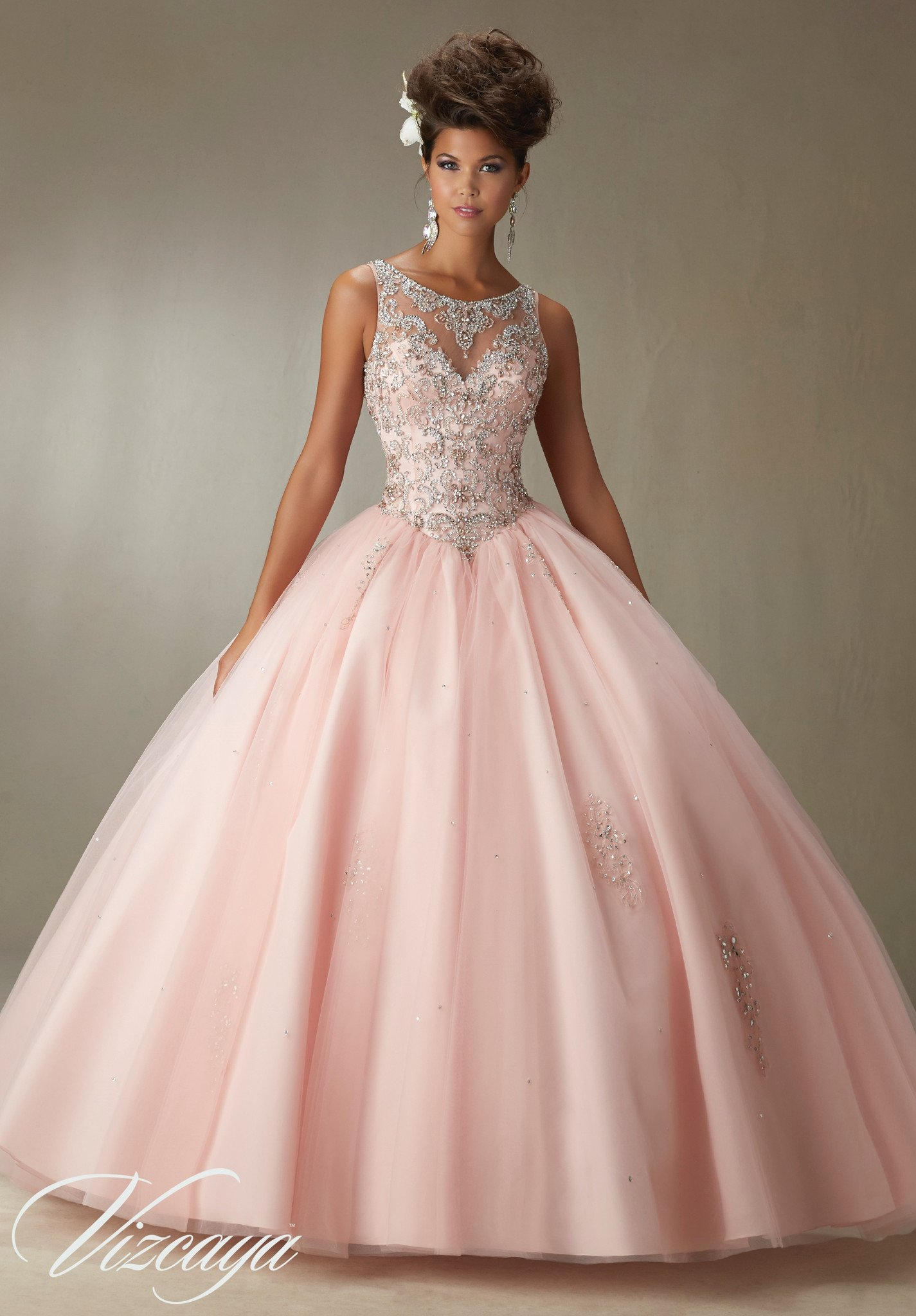 Mori Lee Quinceanera Dress 89067 | 15 años, Quinceañera y Años