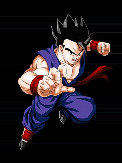 Son Gohan Personajes De Dragon Ball Personajes De Goku Fotos De Gohan