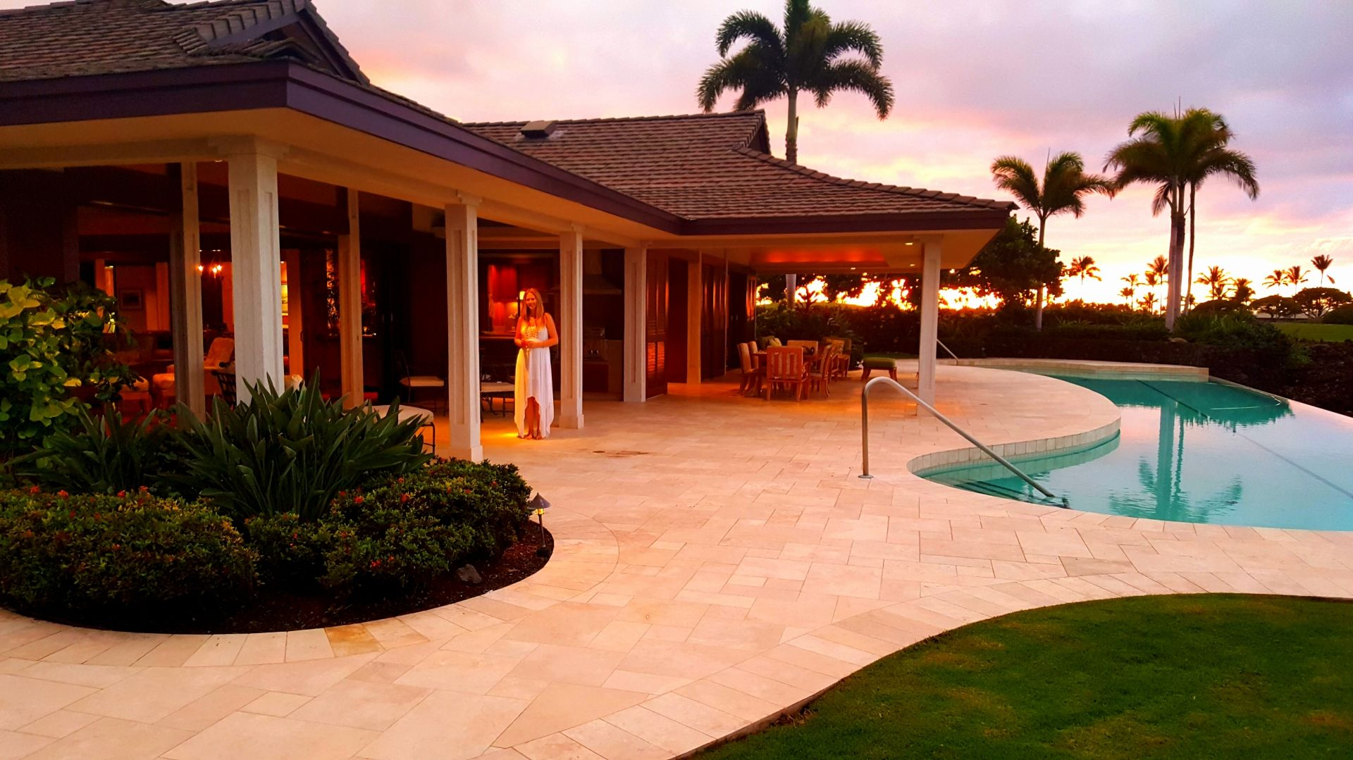 Absolutely amazing luxury vacation home rental on the big