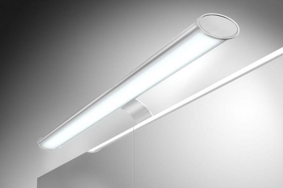 Lampe Fur Badezimmer Spiegelschrank Wird Ein Ding Der Schone