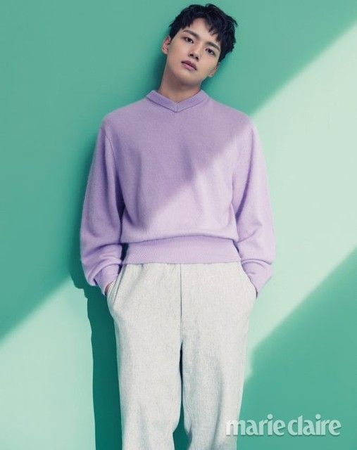 Yeo Jin Goo For October Marie Claire