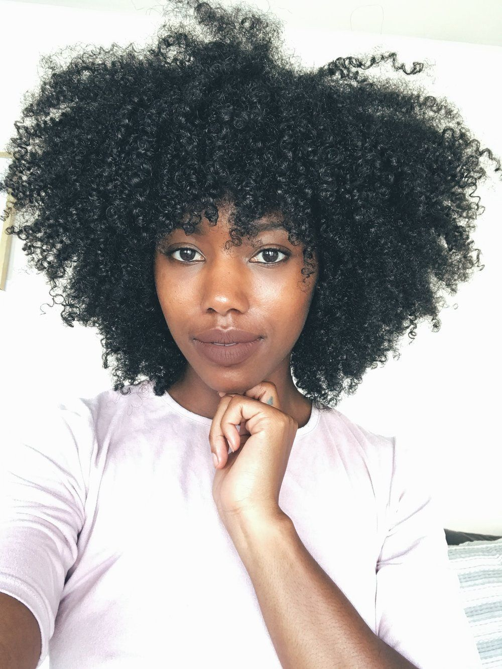 Wash And Go Hairstyles For Thick Hair Impressive When I First Did My Big Chop I Did My Wash And Go Everyday Without