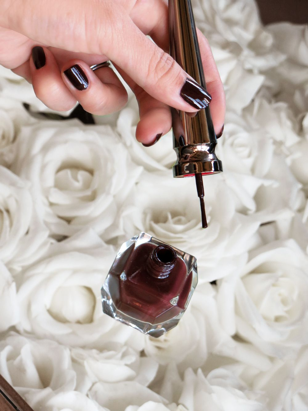 half off ac78a 3dc54 The Beauty Look Book: Christian Louboutin The Noirs Nail ...