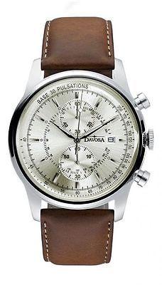 DAVOSA Swiss: Retro Chronograph
