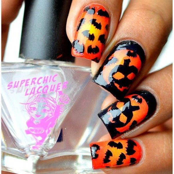Things That Go Bump In the Night - Halloween Nails So Cool They'll Give You Chills - Photos