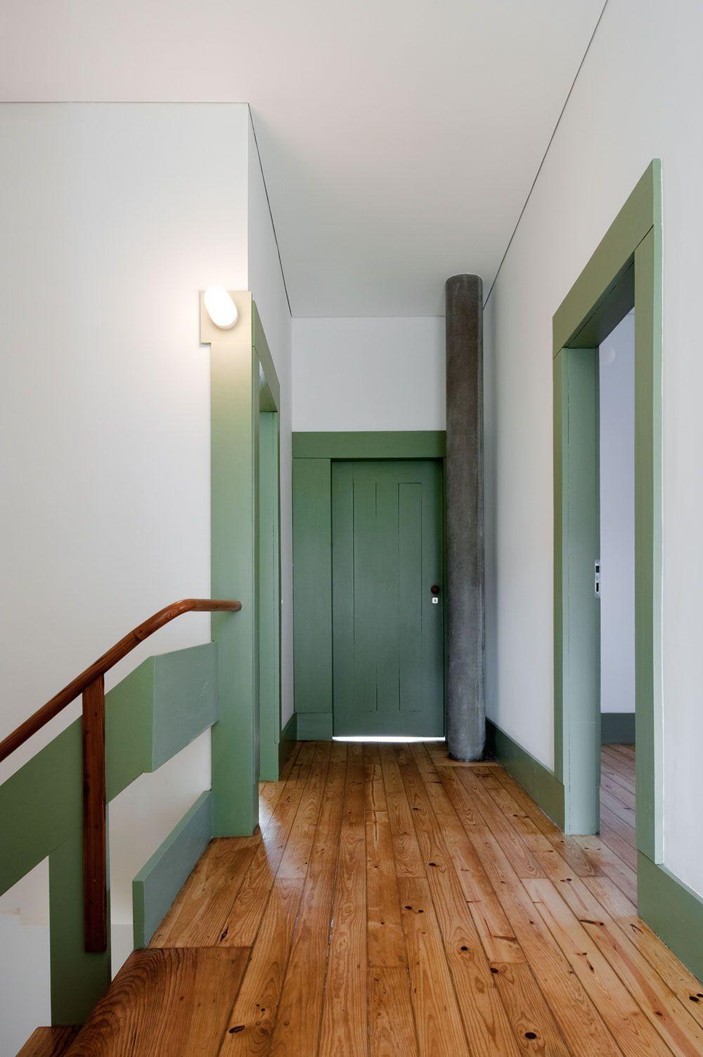 Casa em roberto ivens alvaro siza interni for Architettura e design interni