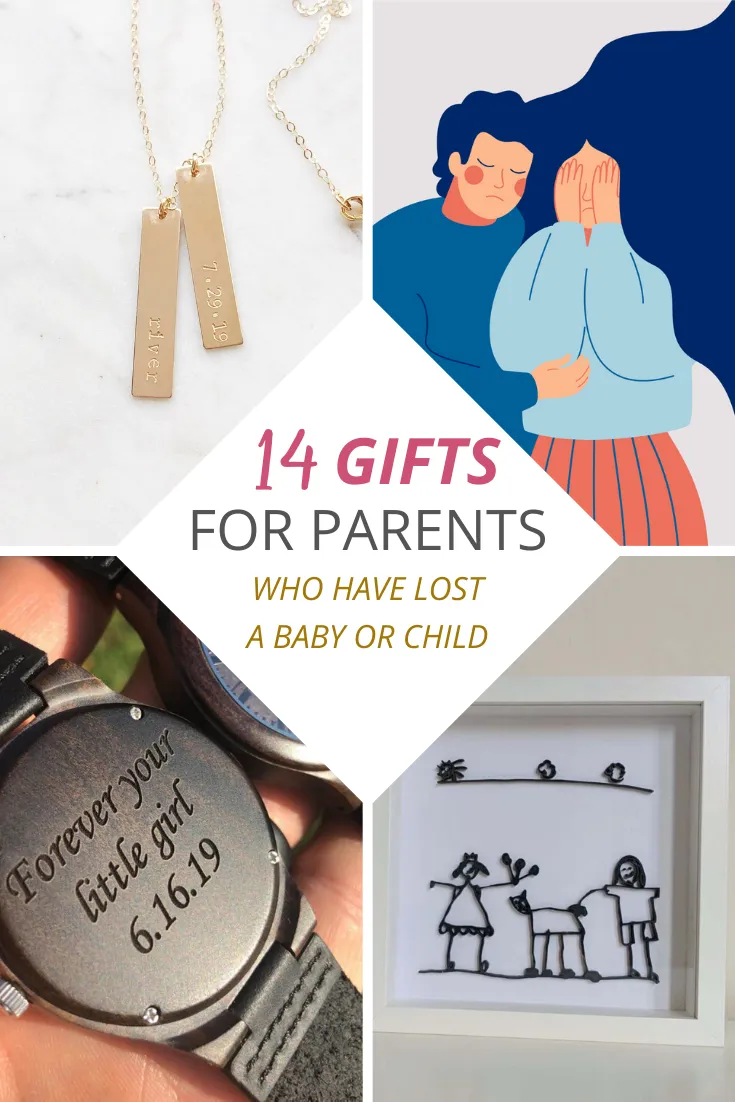 Gifts For Parents Who Have Lost A Baby : gifts, parents, Miscarriage, Jewelry