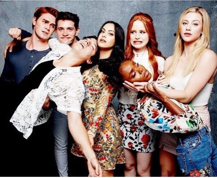 Riverdale Best Cast Ever Well One Of Them