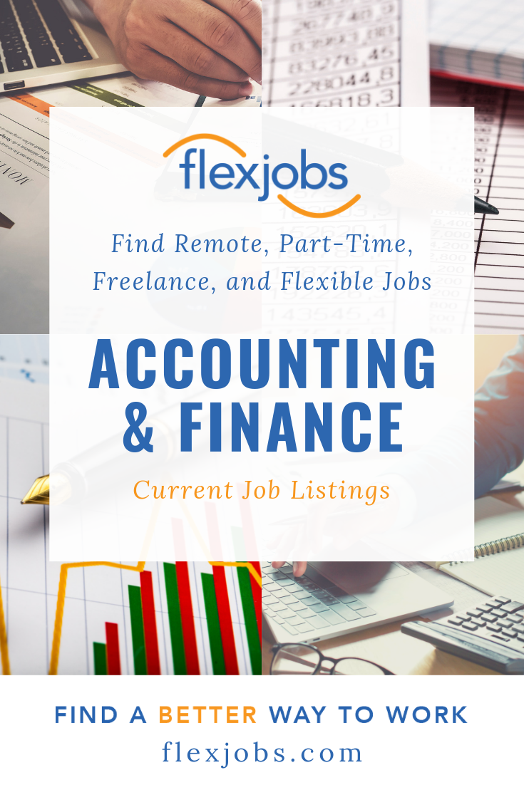 Accounting And Finance Professionals Often Work In Positions Where