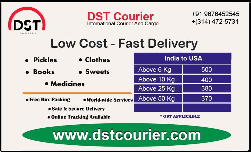 Courier Services In Usa With Images
