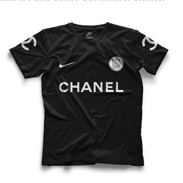 1312c6944 Nike x PSG x Chanel  nike  parissaintgermain  chanel  federicomaccapani   conceptkits