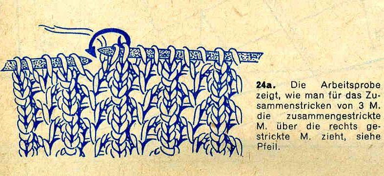 Modische Maschen 2 1965