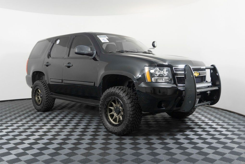 Used Lifted 2012 Chevrolet Tahoe 1500 Special Service 4x4 Suv For