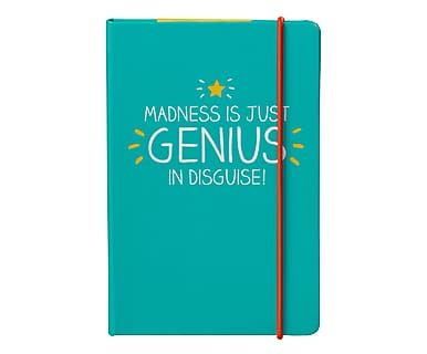 Notizbuch Genius