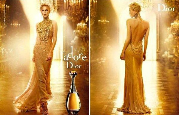 J'Adore Dior Campaign & Commercial starring Charlize Theron - Rougeberry Fashion