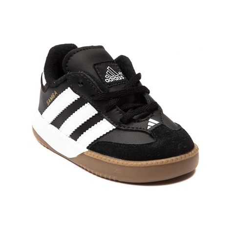 Shop for Toddler adidas Samba Athletic Shoe in Black White at Journeys  Kidz. Shop today for the hottest brands in mens shoes and womens shoes at  ... 3bda219e13