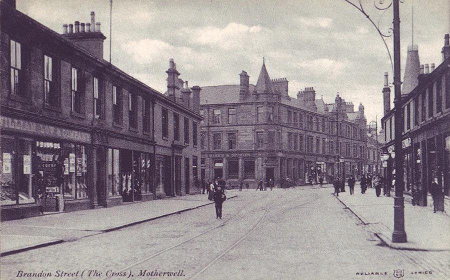 Brandon Street, Motherwell | Scotland | Scotland, Country