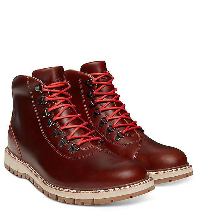 Britton Hill Alpine Hiker for Men in Brown | Timberland