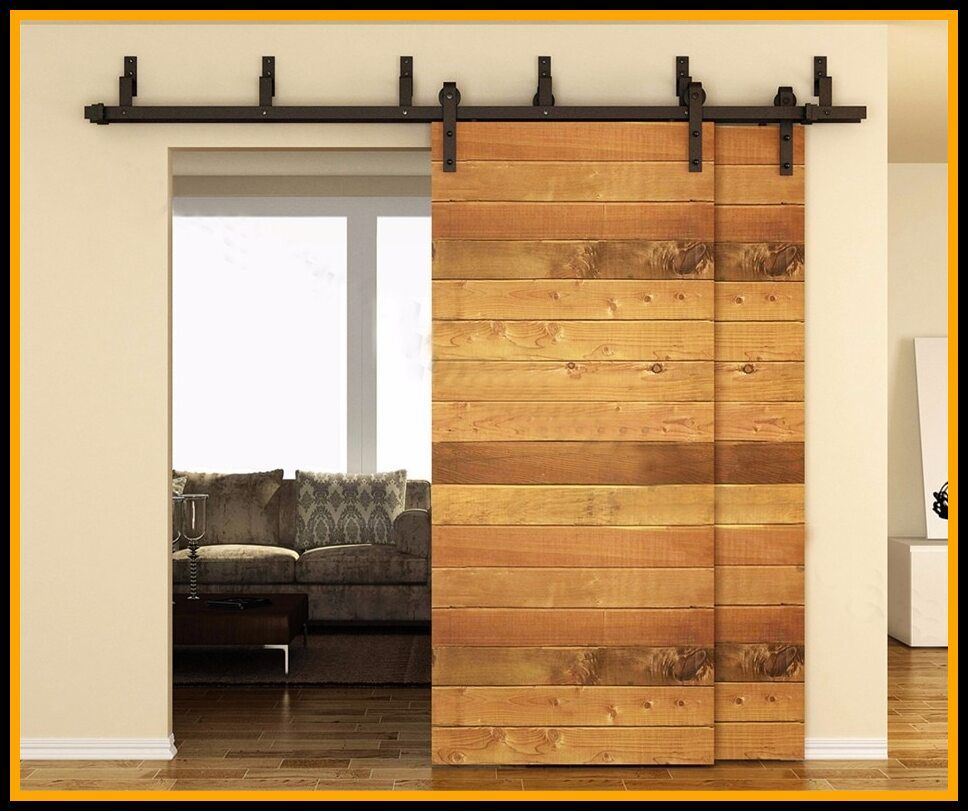 89 Reference Of Barn Doors Interior Closet In 2020 Double Sliding Barn Doors Interior Sliding Barn Doors Double Barn Doors