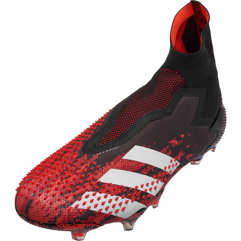 Adidas Predator Mutator 20 Fg Mutator Pack Soccerpro In 2020 Soccer Cleats Adidas Adidas Predator Red Adidas