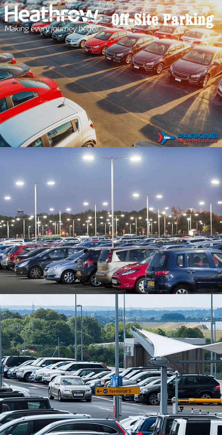 What Is Airport Off Site Parking Why Should You Take It Park Heathrow Airport