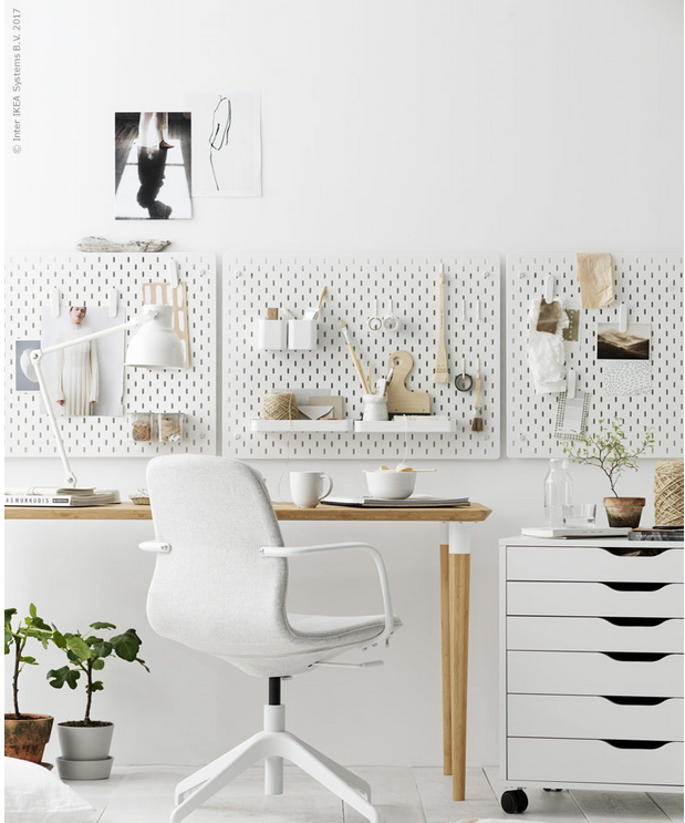 10 Rad Dorm Decor Ideas From Ikea Stylists Home Office Design Home Office Decor Home