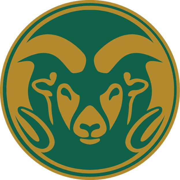 Colorado State Rams Alternate Logo 1993 Colorado State University Team Colors Color Coding