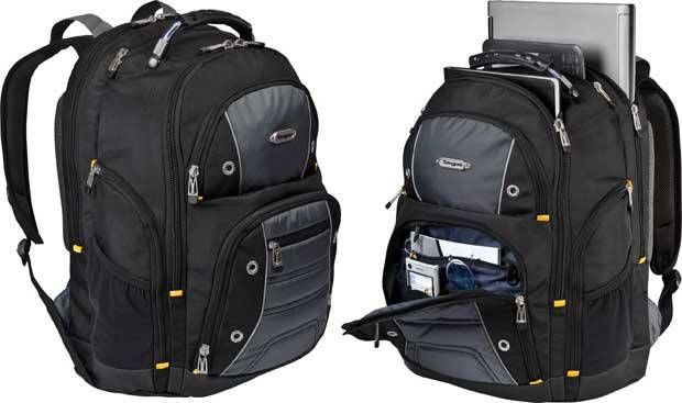 Review: Targus Drifter II Backpack for 17-Inch Laptop | Backpacks ...