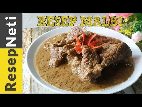 Resep Malbi Daging Sapi Khas Palembang Youtube Di 2020 Resep Daging Sapi Daging