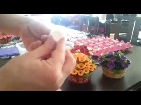 Sabundan Menekşe Yapımı - YouTube