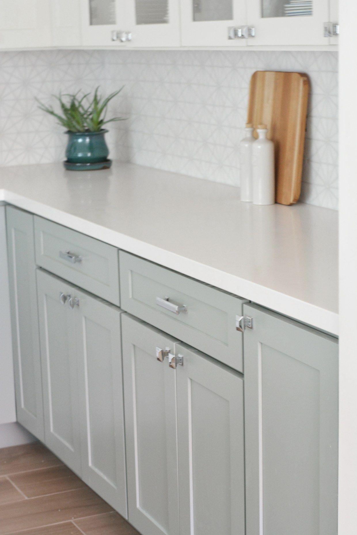 caesarstone pure white quartz countertops #purewhite