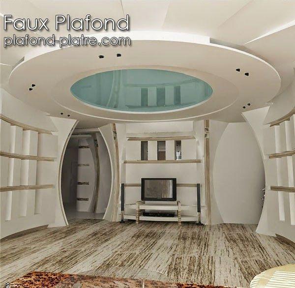 Le plafond et le mur sont parfaitement cohérentes, la couleur