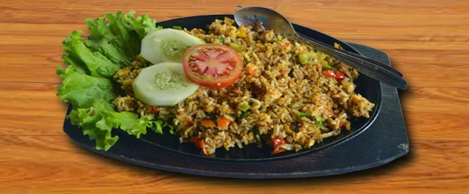 Resep Nasi Goreng Ayam Hot Plate Resep Masakan Resep Nasi Goreng Kimchi
