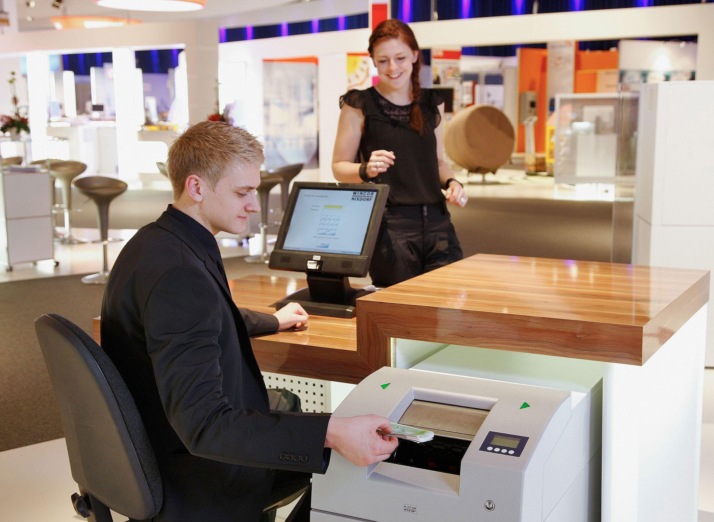 modern bank teller desk design google search bank. Black Bedroom Furniture Sets. Home Design Ideas