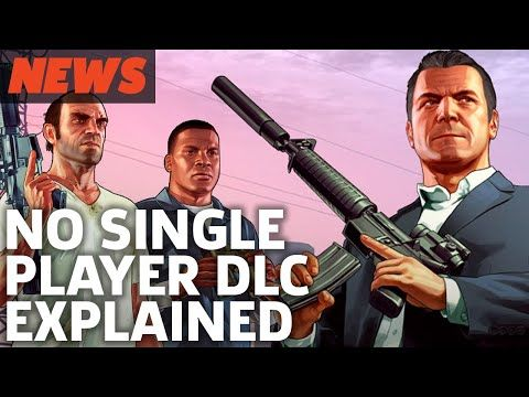 Rockstar: No GTA 5 Single-Player DLC & Switch Gamecube Controller