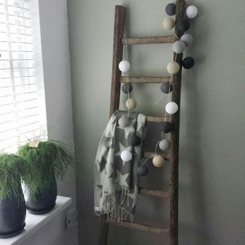 Pin Op Decoratie Ladders