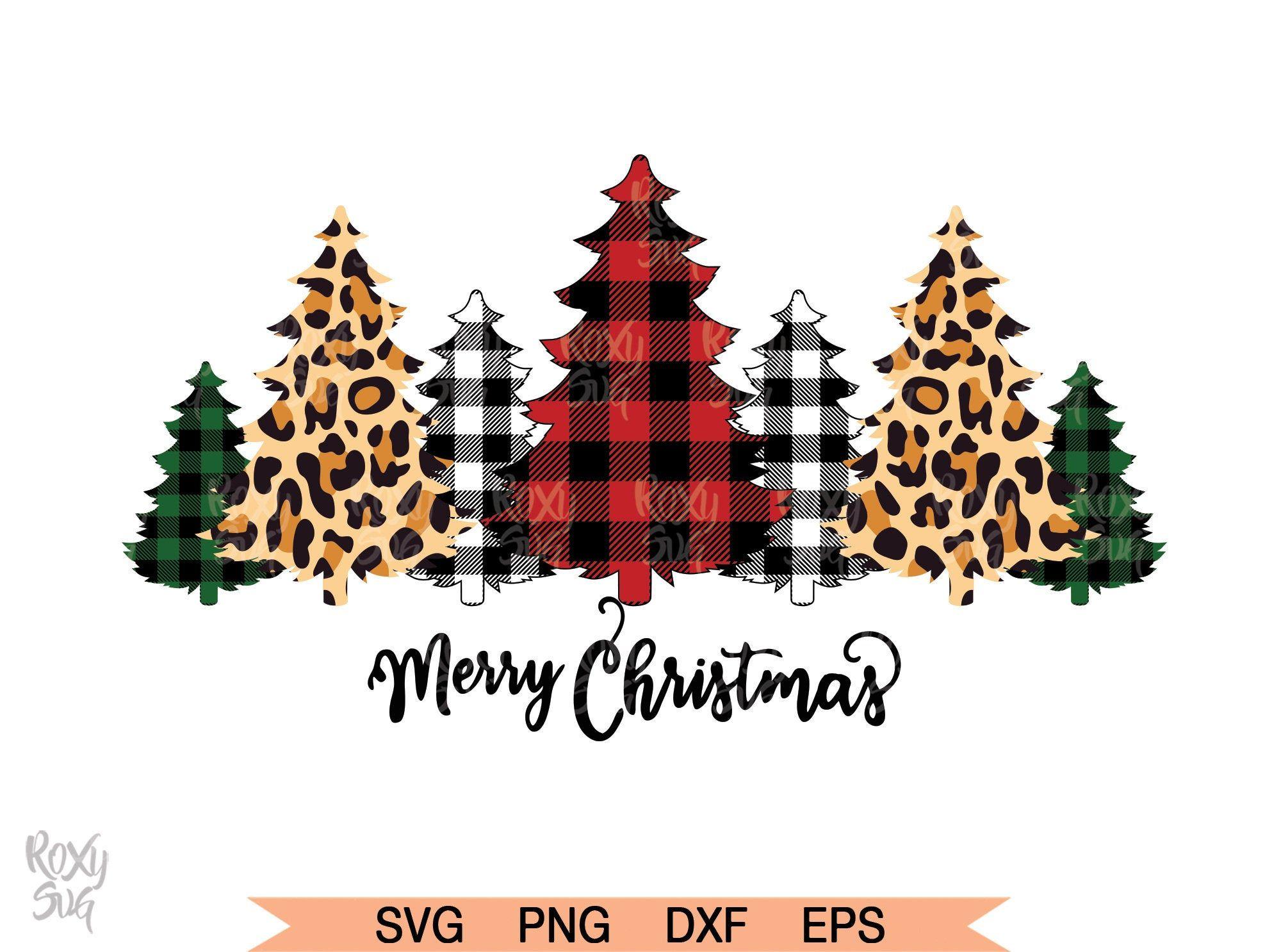 Buffalo Plaid Trees Svg Christmas Tree Svg Christmas Svg Etsy In 2020 Christmas Tree Clipart Christmas Svg Christmas Svg Files