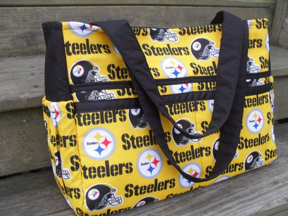 The Ultimate Diaper Bag For Dads Pittsburgh Steelers Nfl