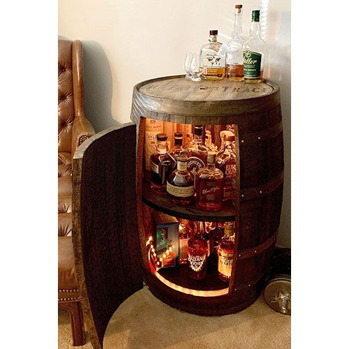 Photo of 10 Great Whiskey Barrel Tables You Can Buy or DIY – All Gifts Considered