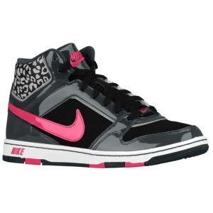 Nike Prestige 3 Skinny Hi - Women's - Basketball - Shoes - Black/Fireberry/