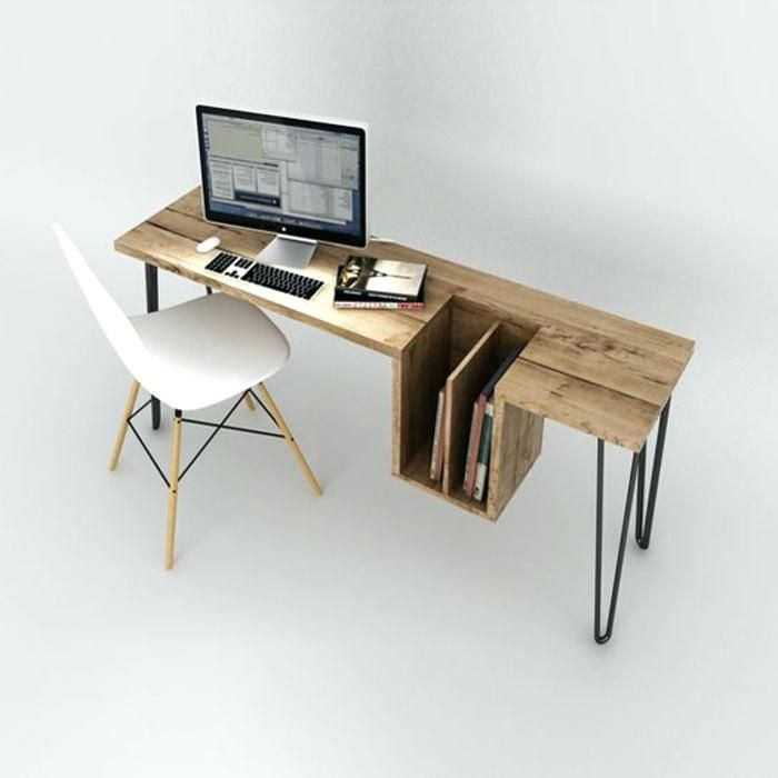 Bureau Informatique Design Bureau Ordinateur Design Homeo Textiles