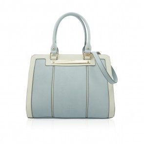 LYDC SOFT STRIPED TOTE