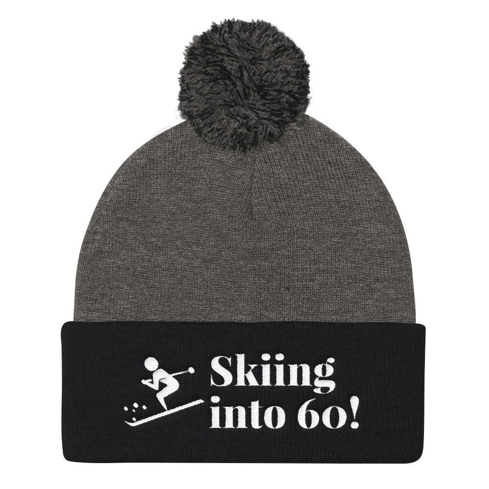 Give custom personalized beanies to celebrate mom or dad s special days.  Find them at my  etsy shop  Celebrate Mom s Birthday and her Skiing Prowess  with ... 86c2fa797e2