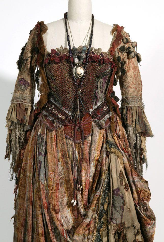 renaissance zigeuner kostum