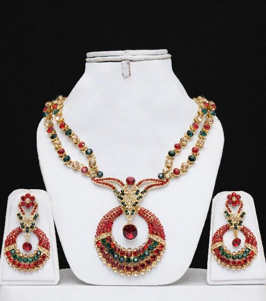 Wedding Party Jewelry Set Indian gold jewelry