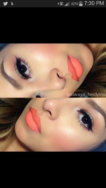 Tangerine Lip