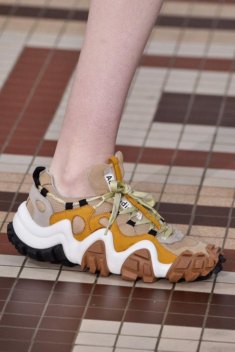 9d75faff6d3 Acne Studios  SS19 Sneakers Are Inspired by adidas Shoe